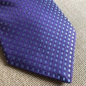 (NWOT) *Extra Long* Michael Kora Lilac Purple Tie